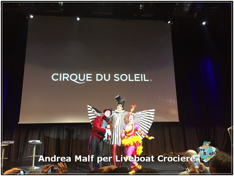 Le Cirque du Soleil a bordo delle navi MSC Crociere (9)