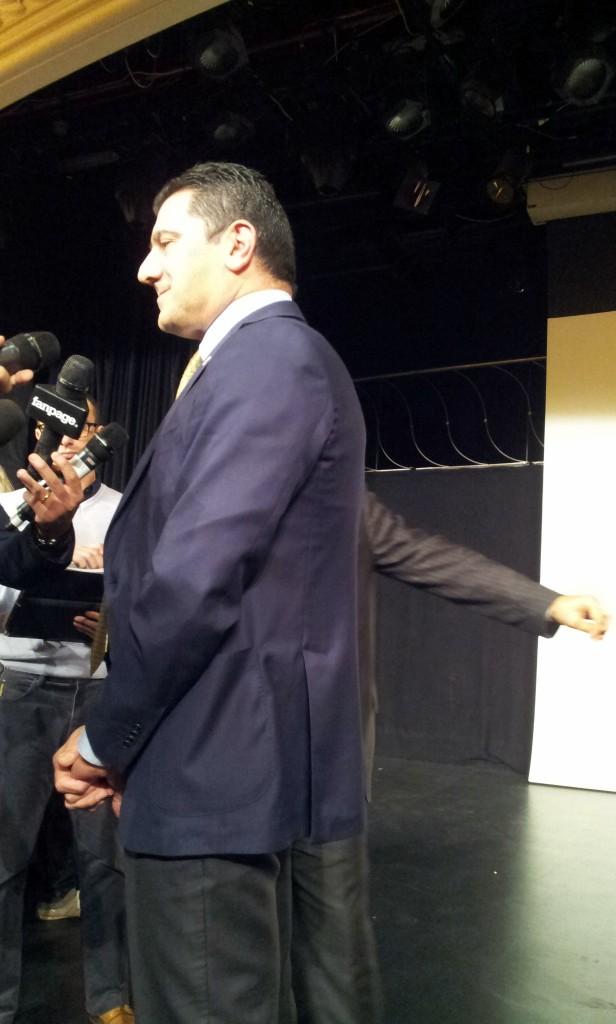 Gianni Onorato CEO MSC Crociere