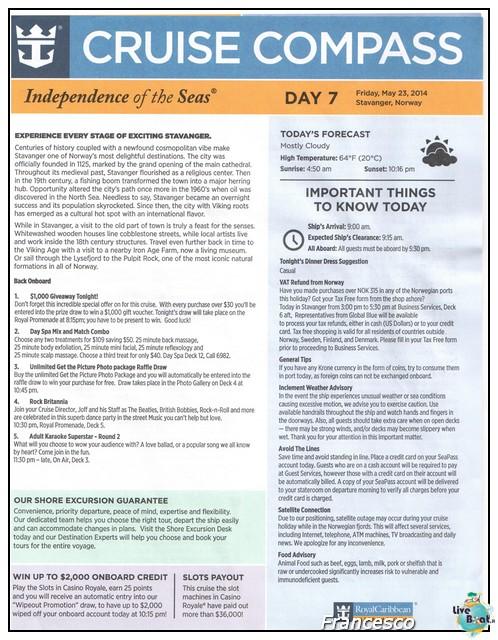 2014/05/17 Southampton -Independence OTS-8 GG. Norvegia  Fio-stavanger-jpg