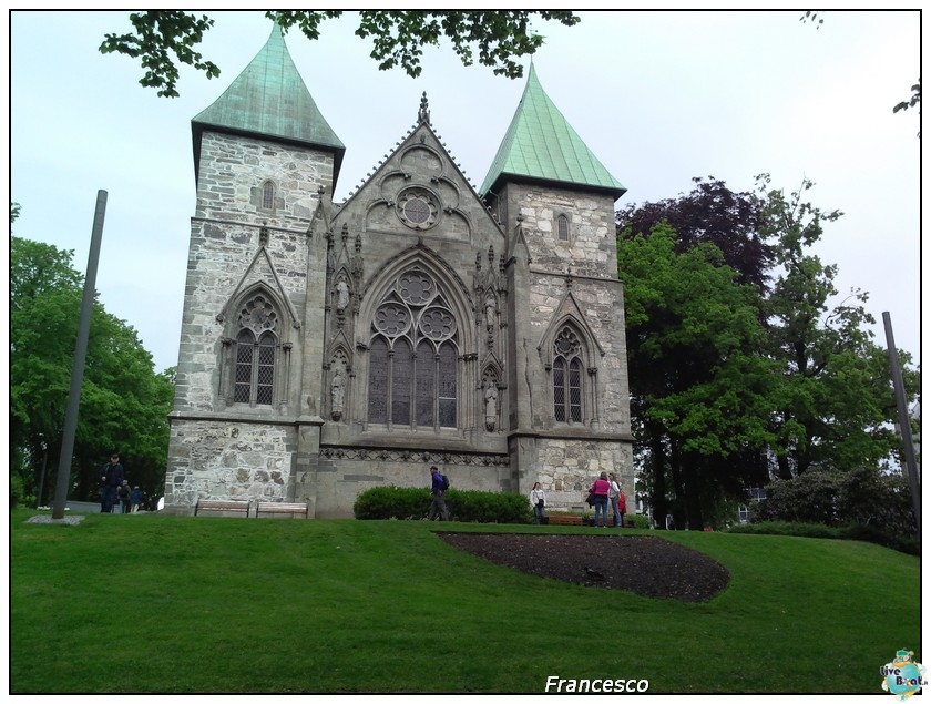 2014/05/17 Southampton -Independence OTS-8 GG. Norvegia  Fio-1stavanger-cattedrale-jpg