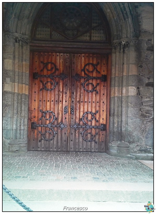 2014/05/17 Southampton -Independence OTS-8 GG. Norvegia  Fio-portale-stavanger-cattedrale-jpg