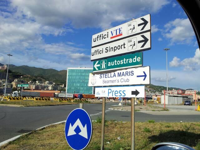 Liveboat in Diretta dall'Isola del Giglio e arrivo a Genova-uploadfromtaptalk1406393417255-jpg