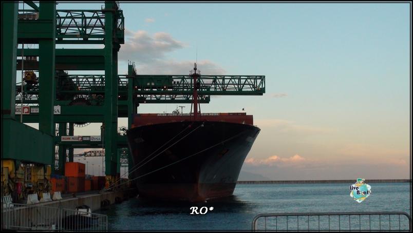 Liveboat in Diretta dall'Isola del Giglio e arrivo a Genova-sala-stampa-costa-crociere-geniova-voltri-porto-5-jpg
