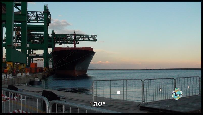 Liveboat in Diretta dall'Isola del Giglio e arrivo a Genova-sala-stampa-costa-crociere-geniova-voltri-porto-6-jpg