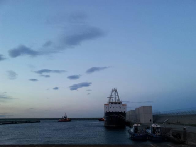 Liveboat in Diretta dall'Isola del Giglio e arrivo a Genova-uploadfromtaptalk1406435125317-jpg