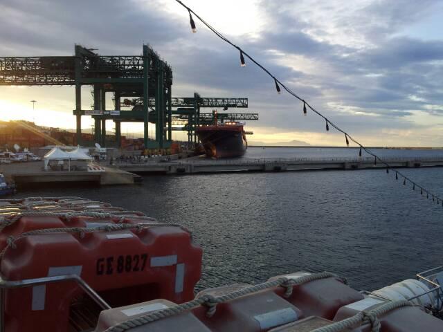 Liveboat in Diretta dall'Isola del Giglio e arrivo a Genova-uploadfromtaptalk1406436243906-jpg
