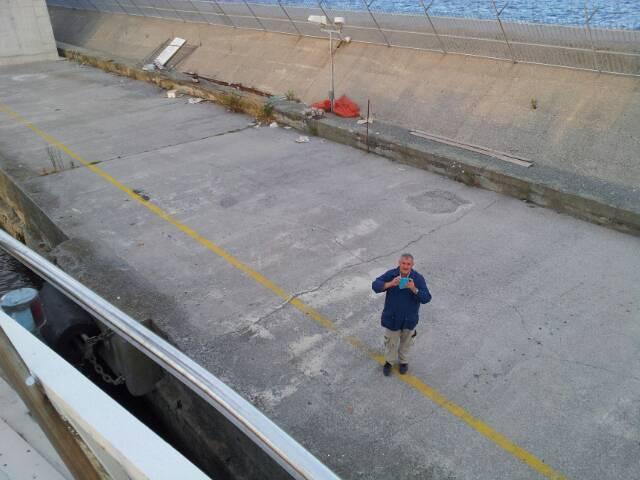 Liveboat in Diretta dall'Isola del Giglio e arrivo a Genova-uploadfromtaptalk1406436275238-jpg