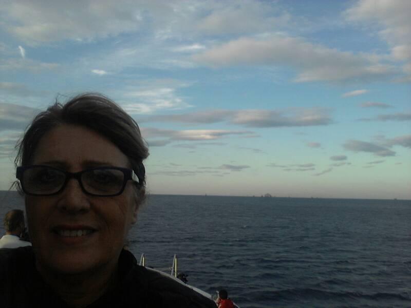 Liveboat in Diretta dall'Isola del Giglio e arrivo a Genova-uploadfromtaptalk1406437588507-jpg