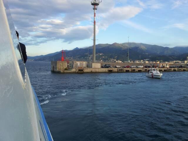 Liveboat in Diretta dall'Isola del Giglio e arrivo a Genova-uploadfromtaptalk1406437616035-jpg