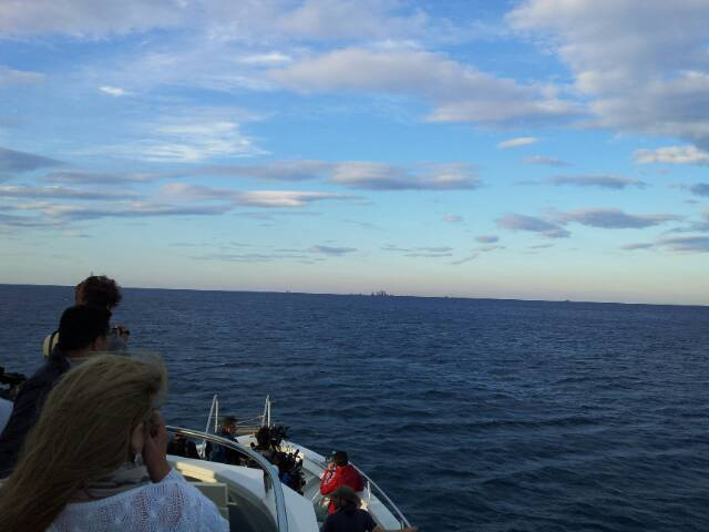 Liveboat in Diretta dall'Isola del Giglio e arrivo a Genova-uploadfromtaptalk1406437628836-jpg