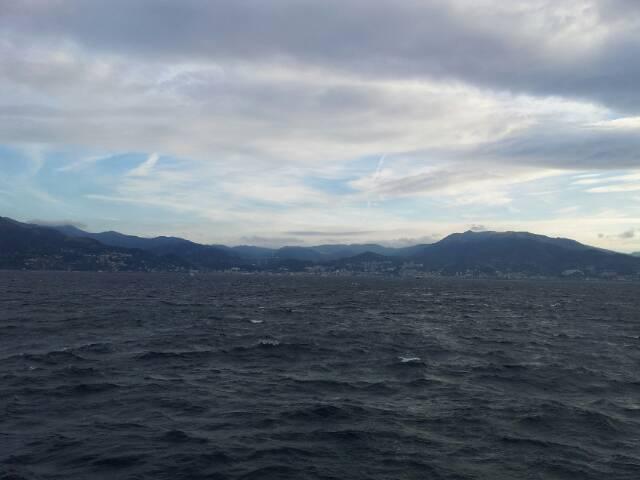 Liveboat in Diretta dall'Isola del Giglio e arrivo a Genova-uploadfromtaptalk1406438582130-jpg