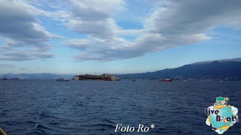 Liveboat in Diretta dall'Isola del Giglio e arrivo a Genova-4foto-conferenza-stampa-costa-crociere-genova-voltri-porto-jpg