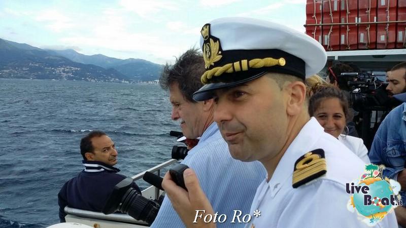 Liveboat in Diretta dall'Isola del Giglio e arrivo a Genova-5foto-conferenza-stampa-costa-crociere-genova-voltri-porto-jpg