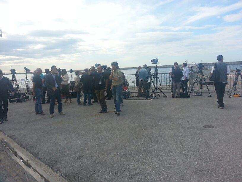 Liveboat in Diretta dall'Isola del Giglio e arrivo a Genova-img-20140727-wa0037-jpg