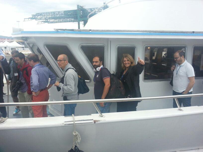 Liveboat in Diretta dall'Isola del Giglio e arrivo a Genova-img-20140727-wa0043-jpg