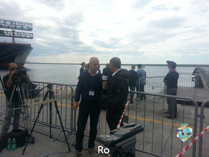 Liveboat in Diretta dall'Isola del Giglio e arrivo a Genova-01costaconcordia-genova-arrivo-jpg