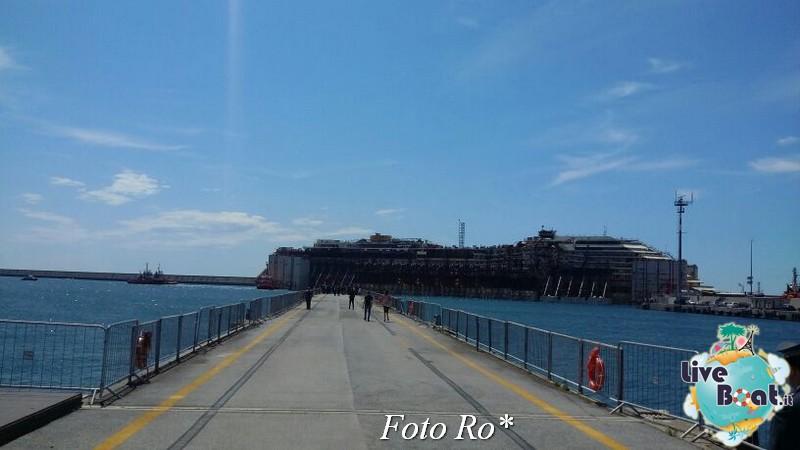 Liveboat in Diretta dall'Isola del Giglio e arrivo a Genova-23foto-costaconcordia-genova-arrivo-jpg