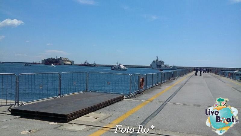 Liveboat in Diretta dall'Isola del Giglio e arrivo a Genova-3foto-costaconcordia-genova-arrivo-jpg