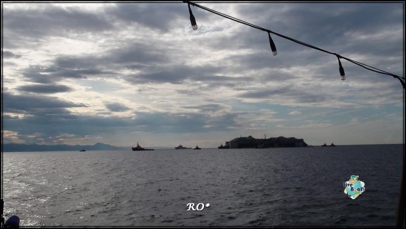 Liveboat in Diretta dall'Isola del Giglio e arrivo a Genova-66foto-costaconcordia-genova-arrivo-jpg