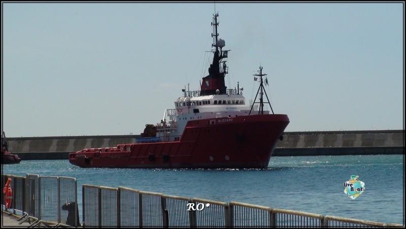 Liveboat in Diretta dall'Isola del Giglio e arrivo a Genova-88foto-costaconcordia-genova-arrivo-jpg