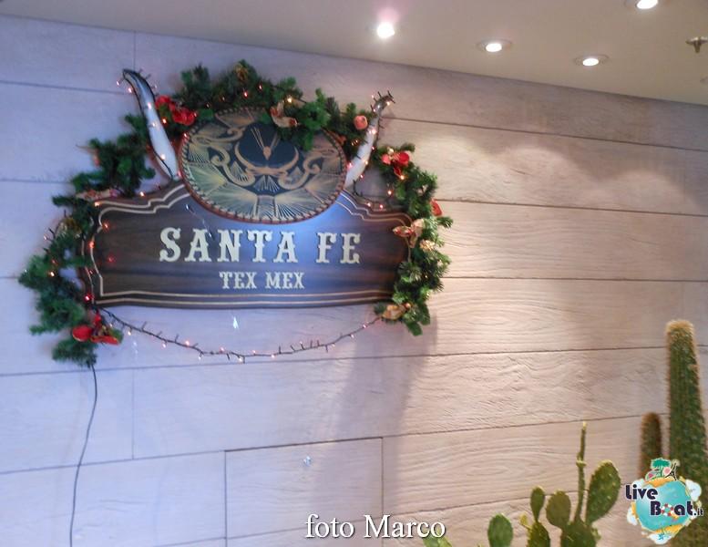 """""""Santa Fe Tex Mex"""" di MSc Splendida-01-jpg"""