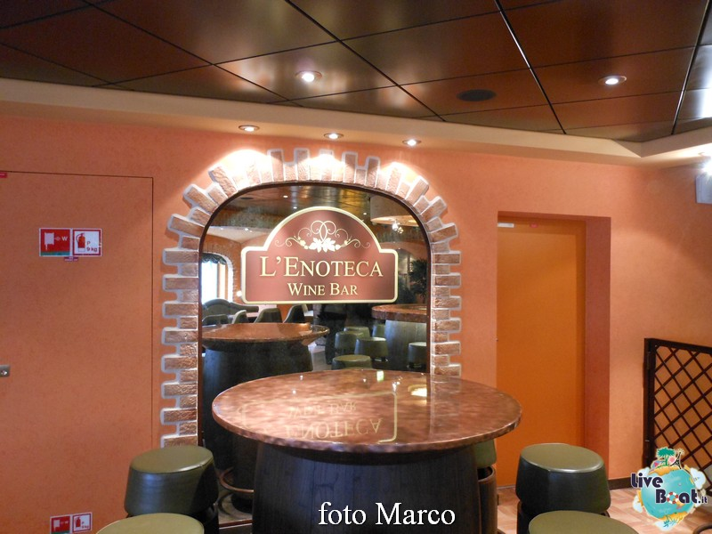 """L'enoteca"" - wine bar di Msc Splendida-01-jpg"