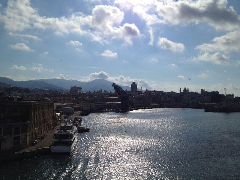 2014/07/28 Genova, Italy-uploadfromtaptalk1406535975196-jpg
