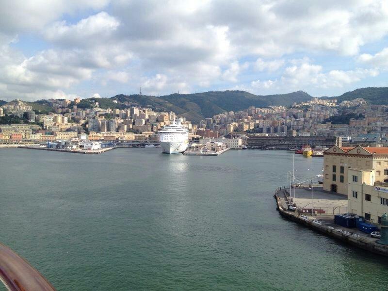 2014/07/28 Genova, Italy-uploadfromtaptalk1406536336665-jpg