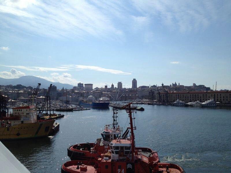 2014/07/28 Genova, Italy-uploadfromtaptalk1406536567701-jpg