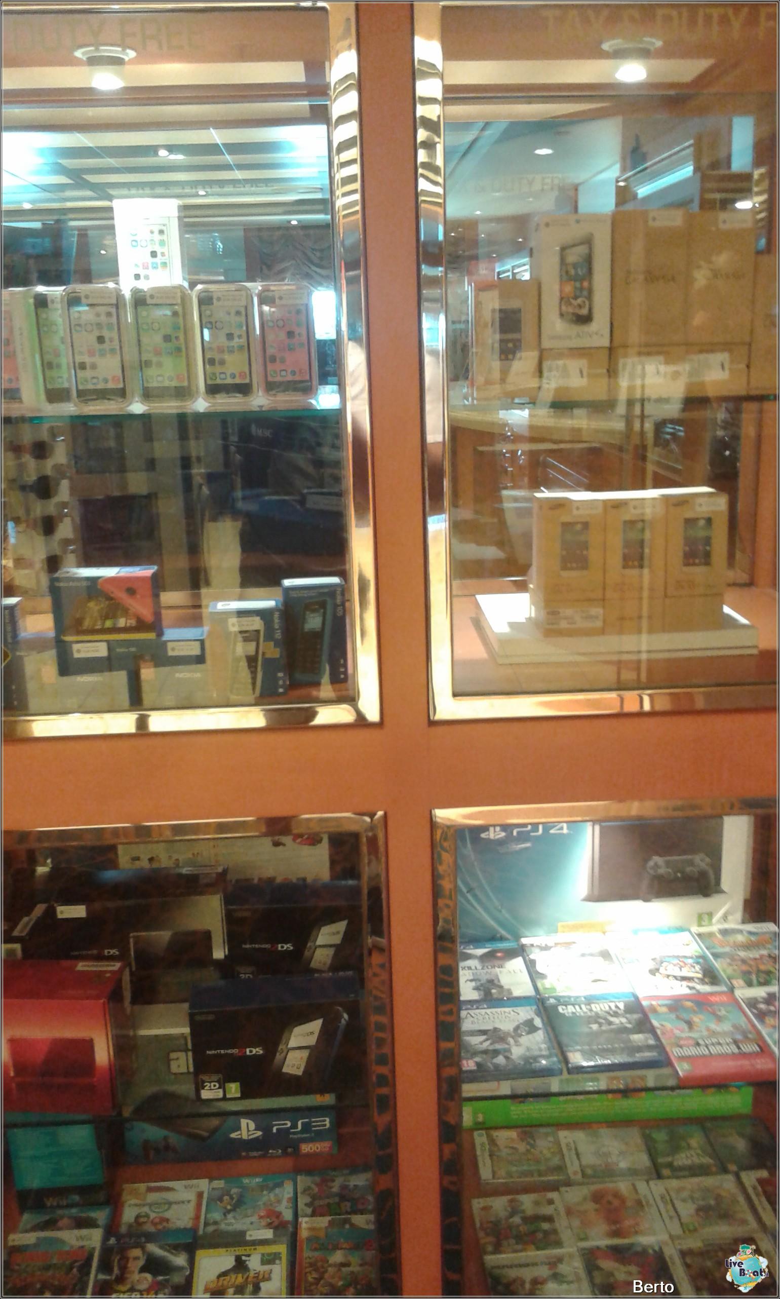I negozi di Msc Armonia-141msc-armonia-venezia-liveboatcrociere-jpg