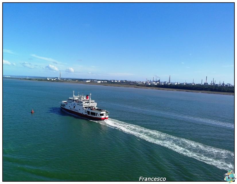 2014/05/25- Southampton -Independence OTS Francia e Spagna-traghetto-jpg