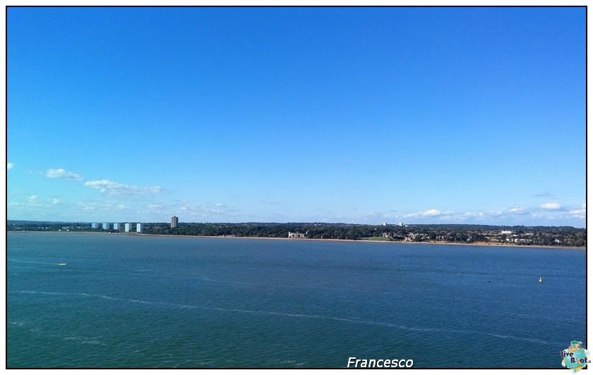 2014/05/25- Southampton -Independence OTS Francia e Spagna-canale-southampton-jpg