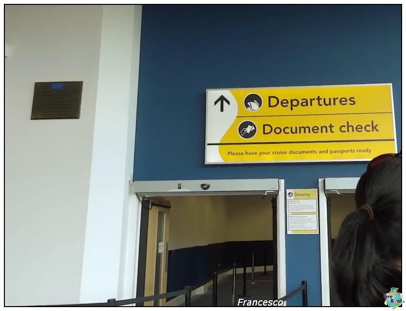 2014/05/25- Southampton -Independence OTS Francia e Spagna-ingresso-check-jpg