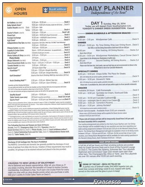 2014/05/25- Southampton -Independence OTS Francia e Spagna-southampton2-jpg