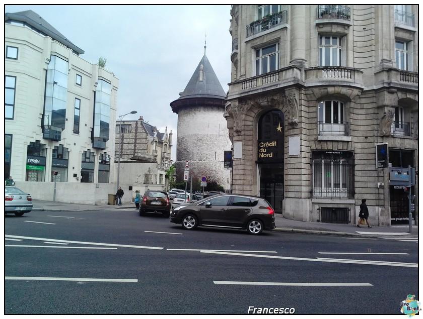 2014/05/25- Southampton -Independence OTS Francia e Spagna-4-tour-jeanne-d-arc-resti-castello-12secolo-jpg