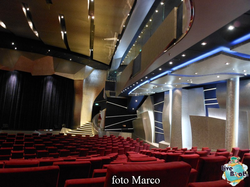 """""""The Strand Theatre"""" - il teatro di Msc Splendida-04-jpg"""