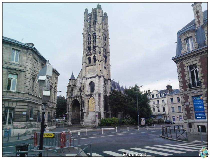 2014/05/25- Southampton -Independence OTS Francia e Spagna-4rouen-rue-du_gros-horloge-jpg
