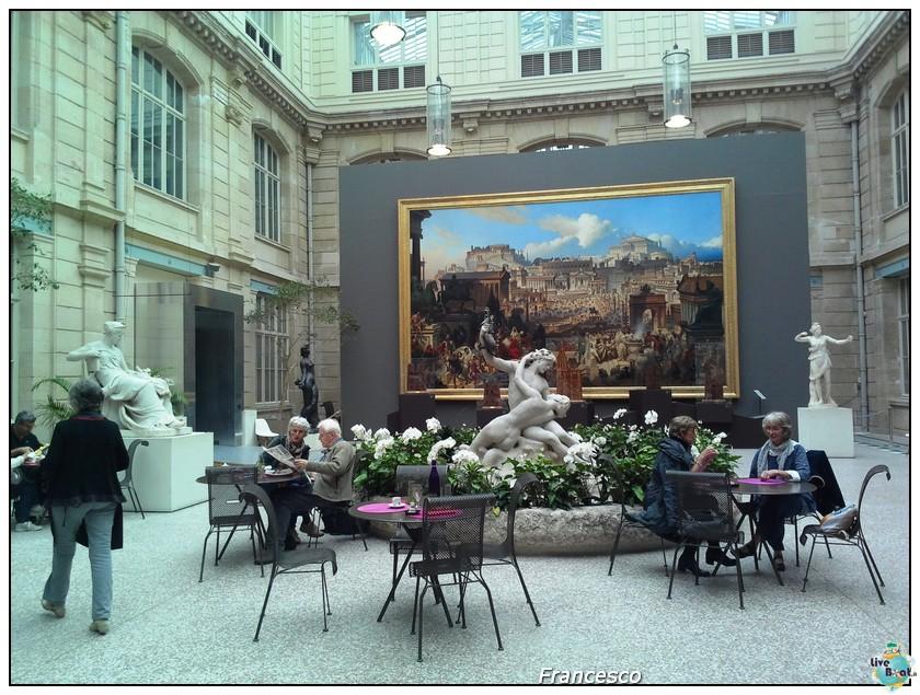 2014/05/25- Southampton -Independence OTS Francia e Spagna-museo-rouen-jpg