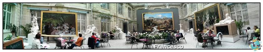 2014/05/25- Southampton -Independence OTS Francia e Spagna-panoramica-bar-museo-rouen-jpg