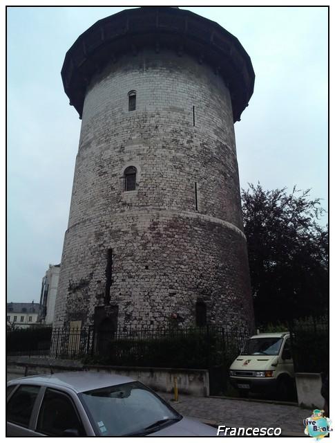 2014/05/25- Southampton -Independence OTS Francia e Spagna-tour-jeanne-d-arc-resti-castello-12secolo-jpg