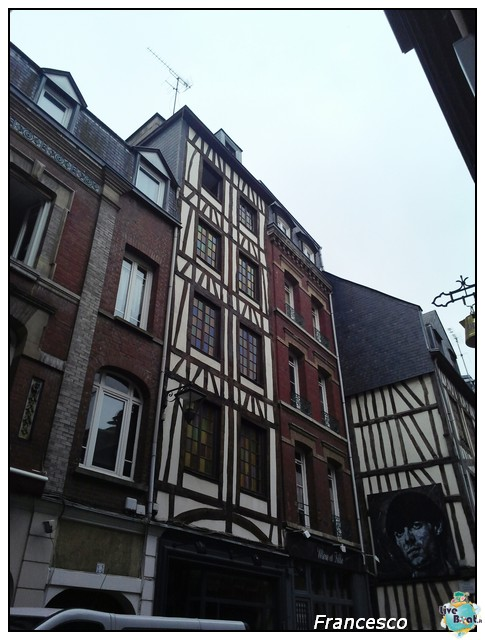 2014/05/25- Southampton -Independence OTS Francia e Spagna-342-rouen-casa-graticcio-jpg