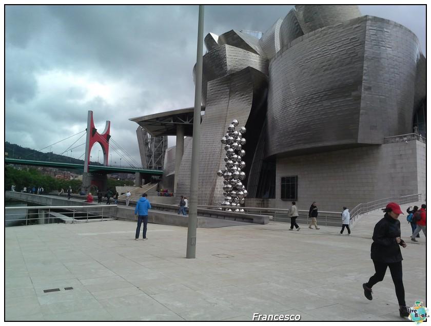 2014/05/25- Southampton -Independence OTS Francia e Spagna-1-bilbao-museo-guggenheim-jpg