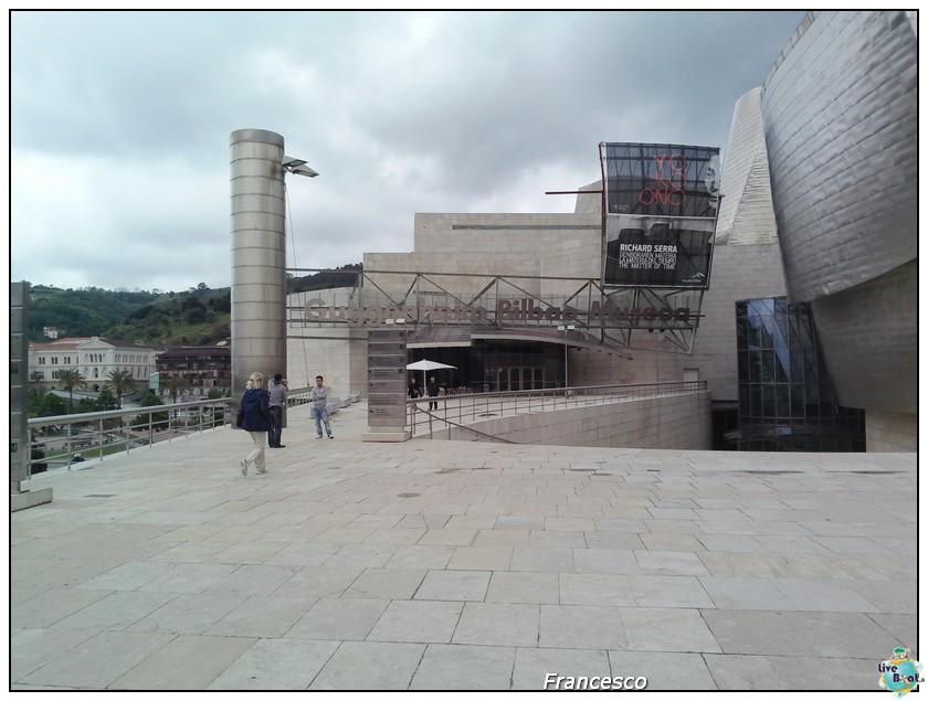 2014/05/25- Southampton -Independence OTS Francia e Spagna-3-bilbao-museo-guggenheim-jpg