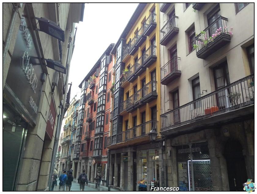 2014/05/25- Southampton -Independence OTS Francia e Spagna-caratteristica-architettura-bilbao-centro-storico-jpg