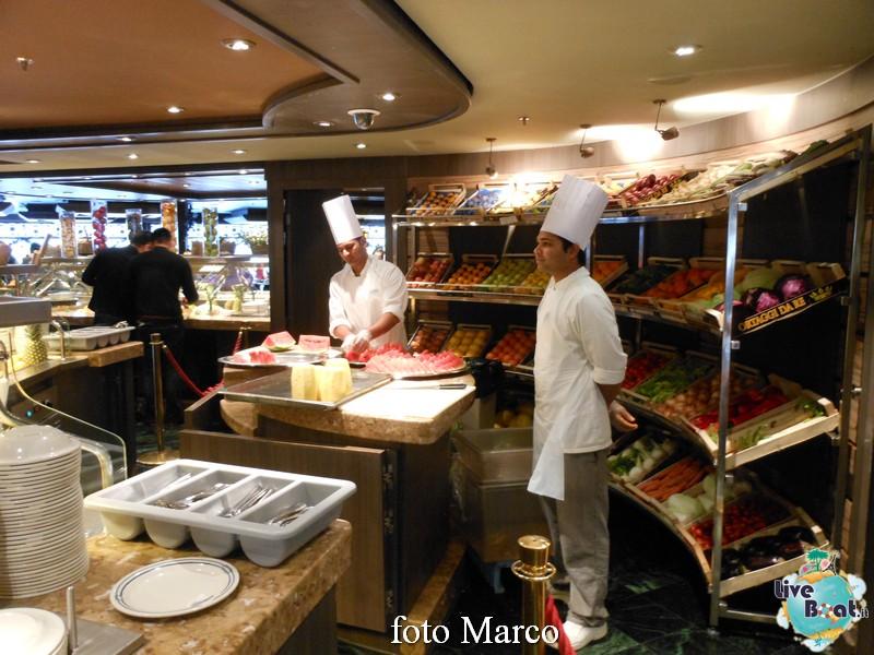 """""""Pago Pago"""" - il ristorante buffet di Msc Splendida-29-jpg"""
