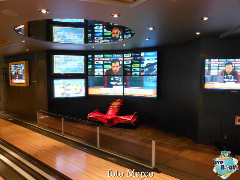 """""""Sport Bar - Bowling"""" di Msc Splendida-02-jpg"""