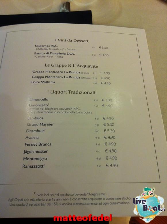 Cibi e menu ristorante sera MSC-img_7670-jpg
