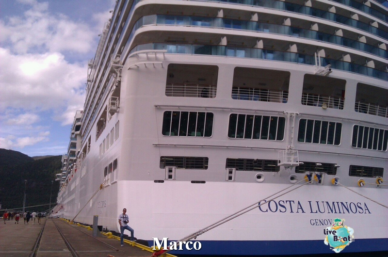 12/08/2014 - Flam - Costa Luminosa-11-foto-costa-luminosa-andalsnes-diretta-liveboat-crociere-jpg