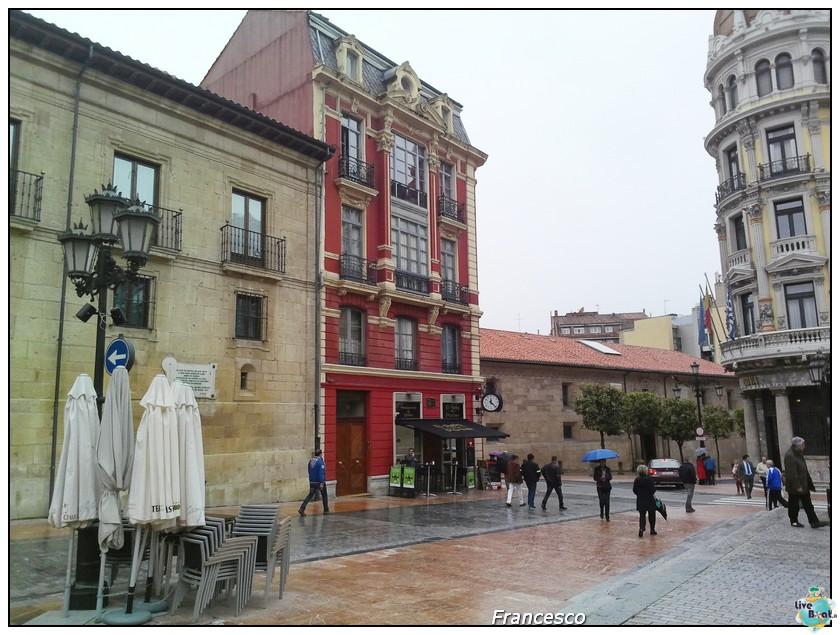 2014/05/25- Southampton -Independence OTS Francia e Spagna-oviedo-particolare-centro-storico-jpg