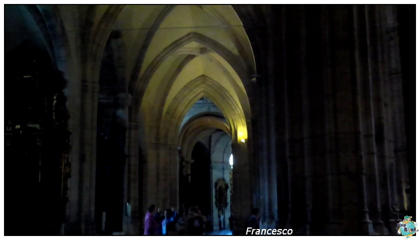 2014/05/25- Southampton -Independence OTS Francia e Spagna-3oviedo-cattedrale-interni-jpg